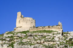 mongialino s замока Стоковое Изображение RF
