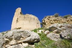 mongialino s замока Стоковое Изображение