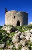 mongialino s замока Стоковая Фотография RF