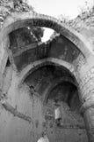 mongialino s замока Стоковая Фотография