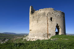 Mongialino's Castle Stock Photography