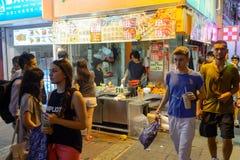 Mongkok 免版税图库摄影