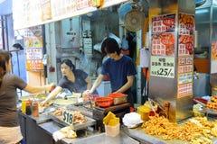Mongkok 免版税库存图片