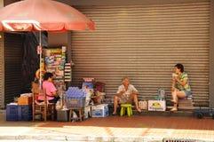 Mongkok district Royalty Free Stock Images