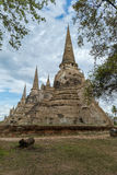 The Mongkolbophit, sanctuary Royalty Free Stock Images