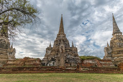 The Mongkolbophit, sanctuary Royalty Free Stock Photos