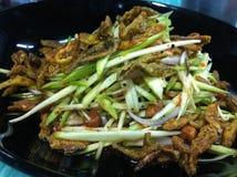 Mongo de salade Images libres de droits