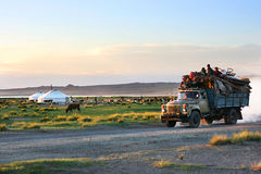 Mongolia Imagenes de archivo