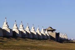 mongolia Royaltyfri Foto