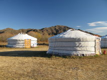 Mongolia Fotografia de Stock Royalty Free