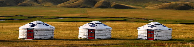 Mongolia Camp. Eastphoto, tukuchina,  Mongolia Camp, outdoor scenery Royalty Free Stock Image