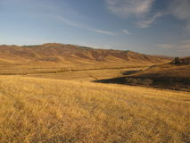 Mongolia landscape royalty free stock photo