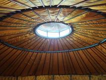Mongolia namiot Obrazy Royalty Free