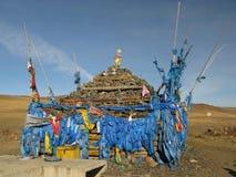 Mongolia - religion symbol of Mongolia Stock Photography