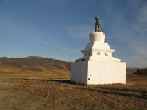 Mongolia - traditional religion symbol Royalty Free Stock Photos