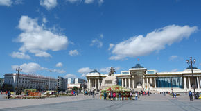 Mongolia Ulaanbator 7 Royalty Free Stock Photos