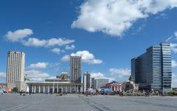 Mongolia Ulaanbator 6 Royalty Free Stock Photo