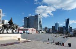 Mongolia Ulaanbator 4 Royalty Free Stock Images