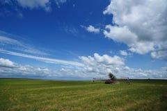 Mongolian Aobao Royalty Free Stock Photography