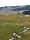 mongolian krajobrazu Obraz Royalty Free
