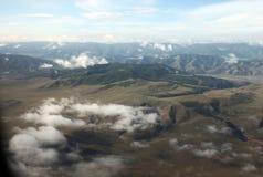 mongolian krajobrazu Zdjęcie Stock