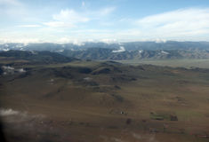 mongolian krajobrazu Fotografia Stock