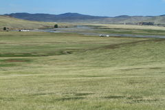 Mongolian Landscape and Nature Stock Photos