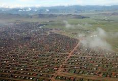 Mongolian landscape Royalty Free Stock Photography