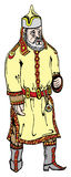 Mongolian man Stock Images