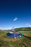 Mongolian Oovoo Stock Photography
