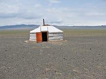 Mongoolse Ger Stock Foto's