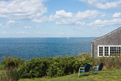 Monhegan Island Royalty Free Stock Photography