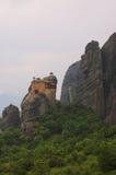 Moni Agiou Nikolaou, Meteora Royalty Free Stock Photo