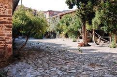 Moni Limonos Monastery fotos de stock royalty free