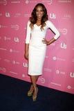 Monica komt bij de Hete Partij Hollywood aan van de 2012 V.S. Royalty-vrije Stock Foto's