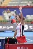 Monica Niculescu win Stock Photos
