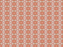 Monica 236. An original textile pattern with repeated arrangement of shapes and colours Stock Image
