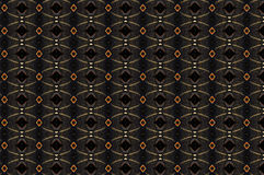 Monica 237. An original textile pattern with repeated arrangement of shapes and colours Stock Images