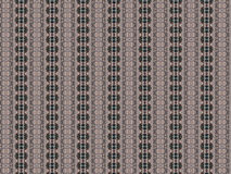 Monica 238. An original textile pattern with repeated arrangement of shapes and colours Royalty Free Stock Images
