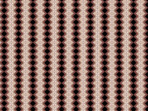 Monica 239. An original textile pattern with repeated arrangement of shapes and colours Royalty Free Stock Photo