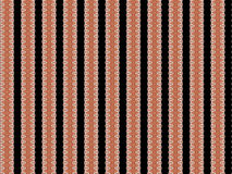 Monica 242. An original textile pattern with repeated arrangement of shapes and colours Royalty Free Stock Photography
