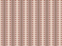 Monica 243. An original textile pattern with repeated arrangement of shapes and colours Royalty Free Stock Photography