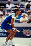 Monica Seles Stock Image