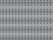 Monica 164. Textile pattern with beige and silver tones Royalty Free Stock Image