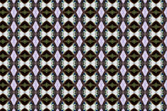 Monica 114. Textile pattern in a golden and soft different colours  with interesting geometries Royalty Free Stock Photos