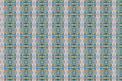 Monica 123. Textile pattern in golden and soft different colours  with interesting geometries Stock Photo