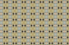 Monica 124. Textile pattern in golden and soft different colours  with interesting geometries Royalty Free Stock Photos