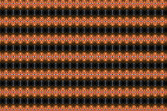 Monica 160. Textile pattern in golden and soft different colours  with interesting geometries Royalty Free Stock Photos
