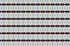 Monica 33. Textile pattern in a red and golden mixture of colours with interesting geometries Royalty Free Stock Photos