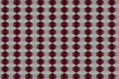 Monica 30. Textile pattern in a violet and lilac mixture of colours with interesting geometries Royalty Free Stock Images